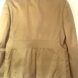 Camel jacket size M men